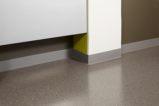 Upofloor skirting